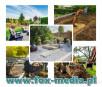 Usługi ogrodowe, kompleksowe zakładanie ogrodów od podstaw