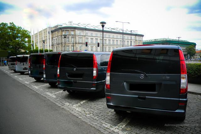 Busy  z  |  Katowic | Wrocławia do  Hanover | Cloppenburg i Hagii